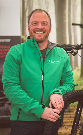 Dreirad-Experte Frank