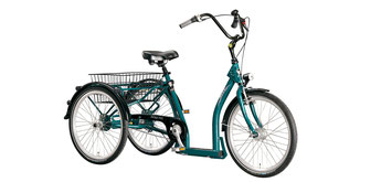Dreirad Ally von Pfau-Tec