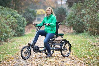 Nina Ellerbrake - Dreirad Zentrum Bielefeld
