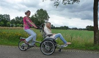 Van Raam Dreiräder und Elektro-Dreiräder kaufen, Beratung und Probefahrten in Halver