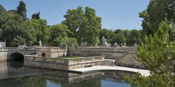 La Fontaine gardens