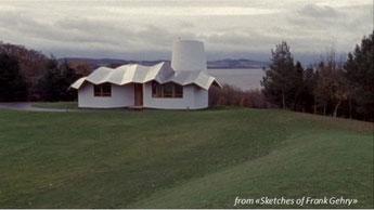 Magghie's Center - Dundee vista esterna con edificio e paesaggio della natura, campagna e lago