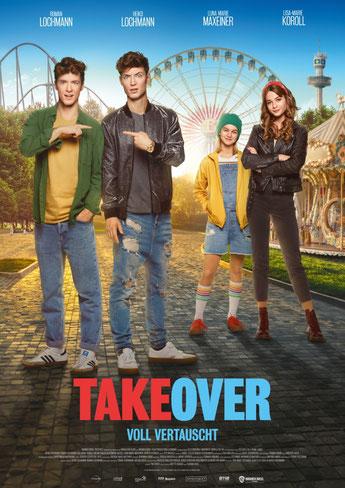 Takeover Plakat