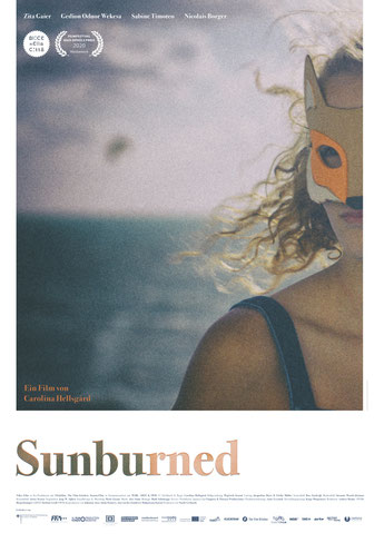Sunburned Plakat