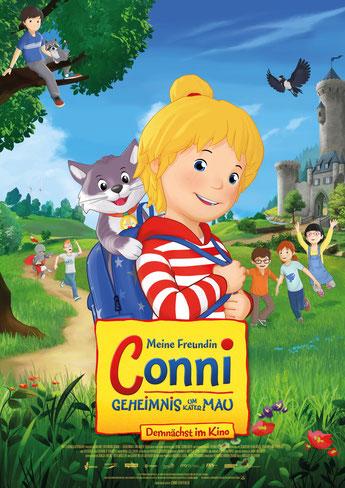Meine Freundin Conni Plakat