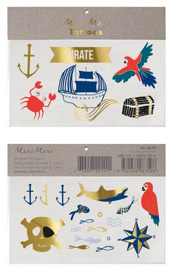 2-planches-de-tatouages-pirates-meri-meri-petits-cadeaux-invites-anniversaire-pirate
