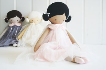 POUPEES BALLERINES- IDEES CADEAUX FILLE- BALLERINA DOLLS GIRLS GIFT IDEAS