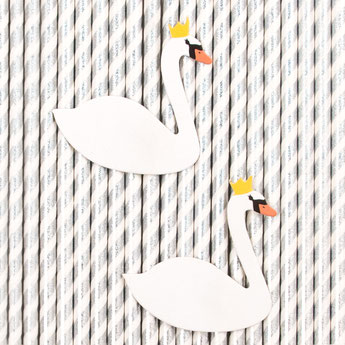 theme cygne deco baby shower bapteme anniversaire fille - swan party decoration