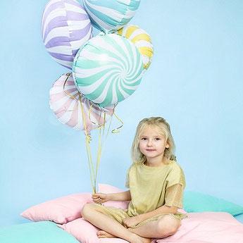 ballons-anniversaire-fille-ballons-pastels