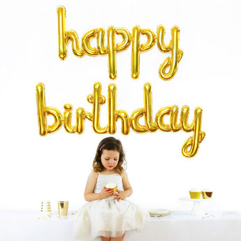 anniversaire-3-ans-blanc-et-or