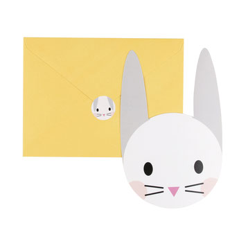 PAPETERIE PÂQUES, INVITATIONS, STICKERS- EASTER INVITATIONS