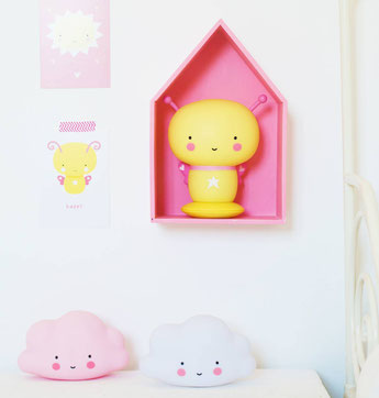 VEILLEUSE CHAMBRE BEBE ET ENFANT  - IDEE CADEAU NAISSANCE- NIGHT LIGHT FOR BABY AND KID BEDROOM