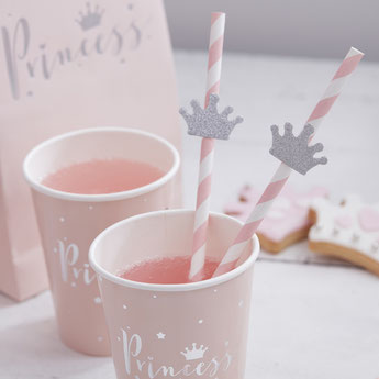 THEME PRINCESSE DECO ANNIVERSAIRE 1 AN- PRINCESS PARTY DECORATION