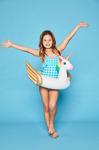 BOUEE LICORNE ENFANT SUNNYLIFE ETE 2018- KIDS UNICORN INFLATABLE SUMMER 2018