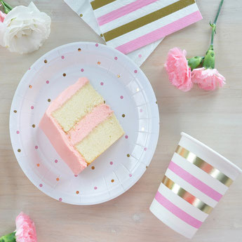 DECO DE TABLE ANNIVERSAIRE FILLE- BIRTHDAY TABLE DECORATION GIRL