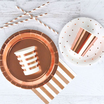 anniversaire-fille-theme-rose-gold