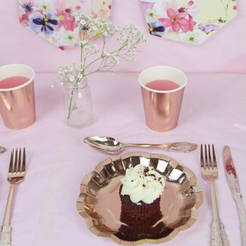 anniversaire-1-an-rose-gold-deco-table