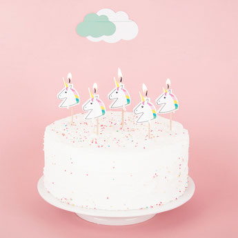 deco fete anniversaire licorne - unicorn party decoration