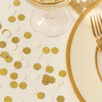 ACCESSOIRES DECO DE TABLE ANNIVERSAIRE 1 AN - FIRST BIRTHDAY PARTY DECORATION