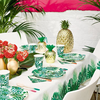 anniversaire-adulte-theme-tropical