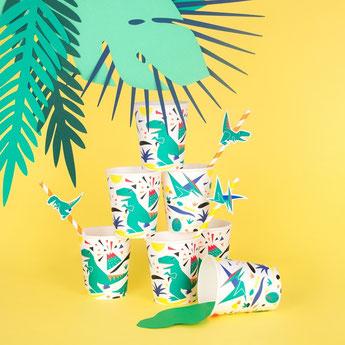 anniversaire-garcon-theme-dinosaures