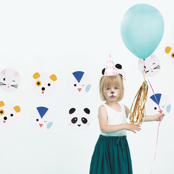 anniversaire-4-ans-theme-animaux-kawai