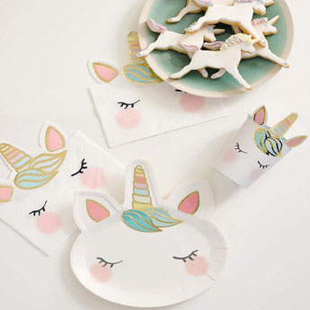 DECORATION ANNIVERSAIRE LICORNE- UNICORN BIRTHDAY PARTY DECORATION