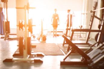 Fitnessstudio Ettlingen Bruchhausen, Gerätetraining bei Physiotherapie Erwin Schulze Bruchhausen, Physio Schulze, Physio Fit Schulze, Physiotherapie Praxis Ettlingen Bruchhausen