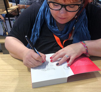 Lea Coplin, Taschenbuch, Signierstunde, FBM, The Booklettes, Ofelia