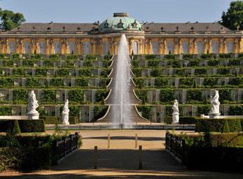 private Stadtführung Potsdam Park Sanssouci