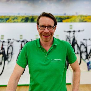 Hendrik Vogts, Beratung und Verkauf in Hannover Südstadt