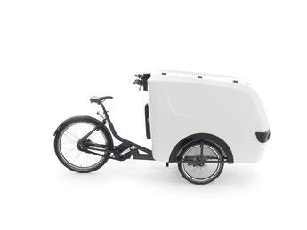 Babboe Lastenfahrrad mit Elektromotor Pro Trike XL