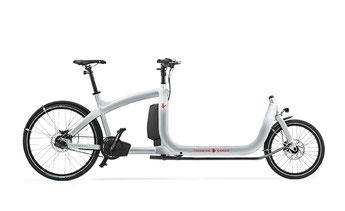 Triobike Cargo E Lasten e-Bike / Cargo e-Bike 2019