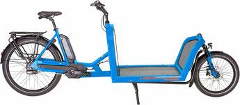 Hercules Cargo 1000 Lasten e-Bike / Lastenfahrrad mit Elektromotor 2020 mit Bosch Antrieb