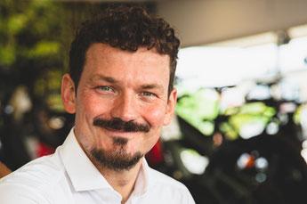 Robert Claus, Lastenfahrrad-Zentrum Heidelberg - Shopleiter