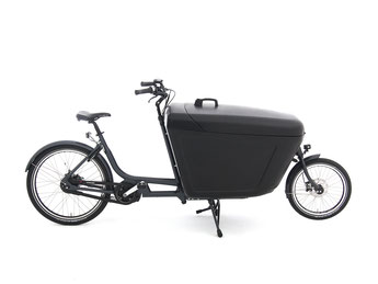 Babboe Lastenfahrrad mit Elektromotor Pro Bike Mittelmotor