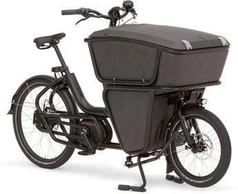 Urban Arrow Shorty Lasten e-Bike / Lastenfahrrad mit Elektromotor von Bosch