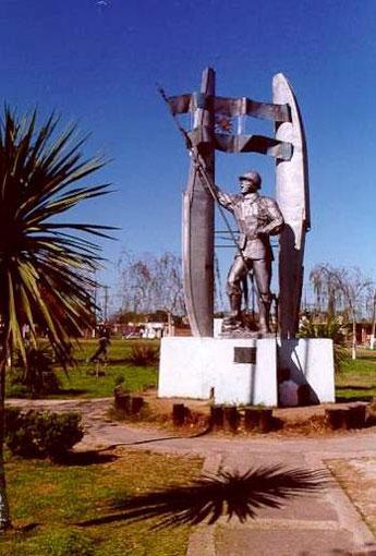 Barrio Malvinas Argentinas-Almirante Brown(Bs.As.)