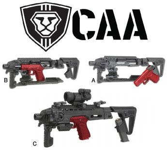 Convertitore in Carabina per pistola Pistol Carabine Conversion