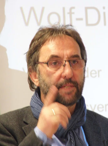 Wolf-Dieter Ringhuth, Vorsitzender des Tourismusverbandes Mecklenburgische Seenplatte