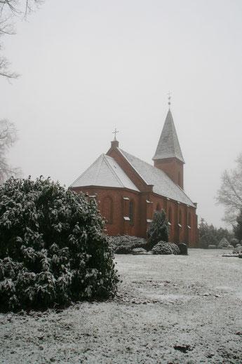 Das Lutheraner Gotteshaus von 1871