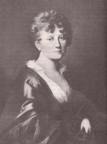 Caroline Friederike von Berg war die beste Freundin von Königin Luise und mit einem Uckermärker verheiratet.