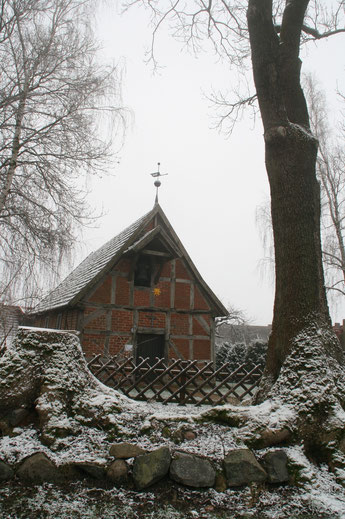 Die Romer Fachwerkkirche von 1668