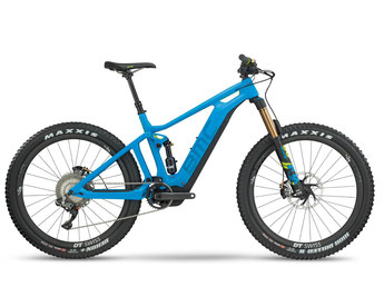 BMC Trailfox AMP LTD e-Mountainbike 2018