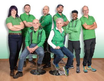 Ihr Team der e-motion e-Bike Welt Hombrechtikon in der Schweiz