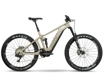 BMC Trailfox AMP One e-Mountainbike 2018