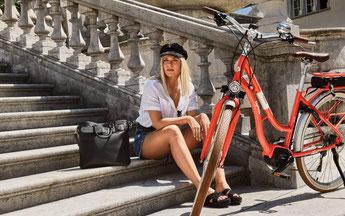 e-Bikes der Marke Cylan in der e-motion e-Bike Welt Hombrechtikon kaufen