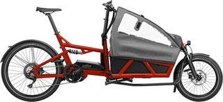Riese und Müller Load Nuvinci e-Cargobike / Lastenvelo in Dietikon