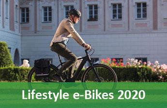 Lifestyle e-Bikes