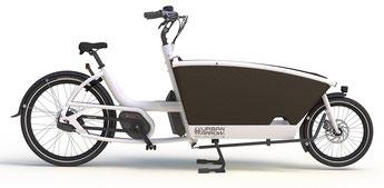 Urban Arrow Family CX e-Cargobike / Lastenvelo in Dietikon